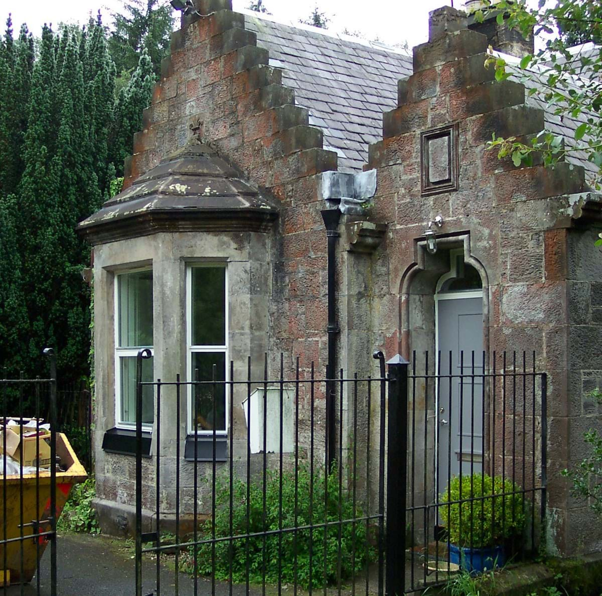 North Lodge, Edinburg, Scottland